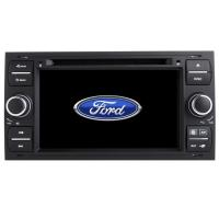 China FORD Focus 2005-2007/Black Car Multimedia DVD Players  with Android 9.0 support 3G 4G WiFi FOD-7312GDA(Black) wholesale