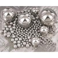 China High Hardness Solid Stainless Steel Balls 0.8~63.5mm For Locking Mechanisms on sale