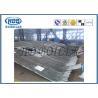 China Los paneles de pared del agua de la caldera de vapor, tubos de la pared del agua de la membrana en la caldera pintada bien wholesale