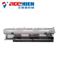 China Double Screw Plastic Pipe Extrusion Machine , PVC Pipe Extrusion Line Durable wholesale