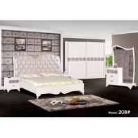 China MDF high gloss classical bedroom furniture bedroom set wholesale