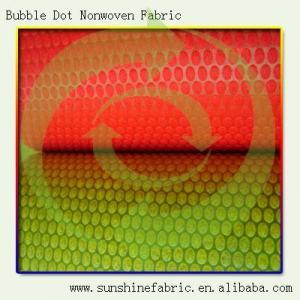 China Bubble Dot pp nonwoven fabric wholesale