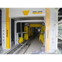 China Advanced TEPO-AUTO Express Car Wash Tunnel is the T - series products on sale