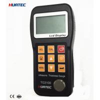 China TG3100 Non Destructive Testing Equipment  for epoxies , glass Scan mode 0.75 - 300mm wholesale