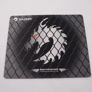 Buy cheap Tapis de souris en caoutchouc/Mousepad de jeu populaire du néoprène pour l from wholesalers