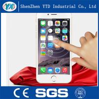 China Smooth Touch Tempered Glass Screen Protector for iPhone 5s wholesale