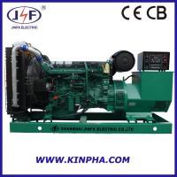 60 Hz Volvo Diesel Generator Set 92kW~605kW