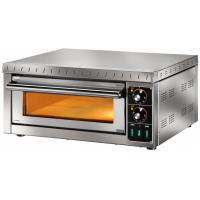 China Stone Pizza Oven Electric Baking Ovens With Glass And Light Mini Design wholesale