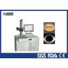 China Машина маркировки лазера волокна воздушного охлаждения настольная для электронного продукта wholesale