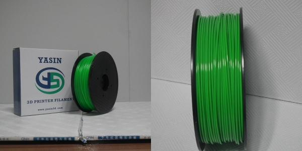 Quality Eco Friendly 3D Printing Consumables , 1.75 Mm ABS Filament For FDM 3D Printer for sale