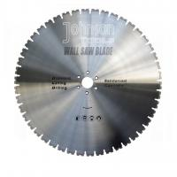China Laser Welded 800mm Diamond Wall Saw Blades for Cutting Reinforced Concrete wholesale