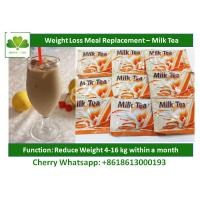 China High Nutritional Value Weight Loss Protein Shakes , Healthiest Meal Replacement Shakes wholesale