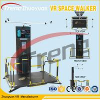 China Electric System Gun Shooting Virtual World Simulator  With Touch Screen Console wholesale