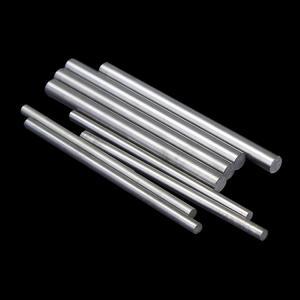 China Customized Size Grade 5 Titanium Bar , Titanium Round Stock Low Density wholesale