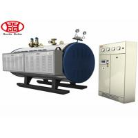 China Food Processing Use Electric Steam Boiler , Industrial Fire Tube Steam Boiler wholesale