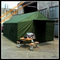 China Outdoor Green Army Tube Tent Oxford Tent Waterproof  Army Tent wholesale