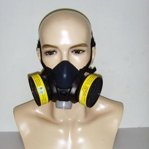 China comfortable silicon half mask respirator wholesale