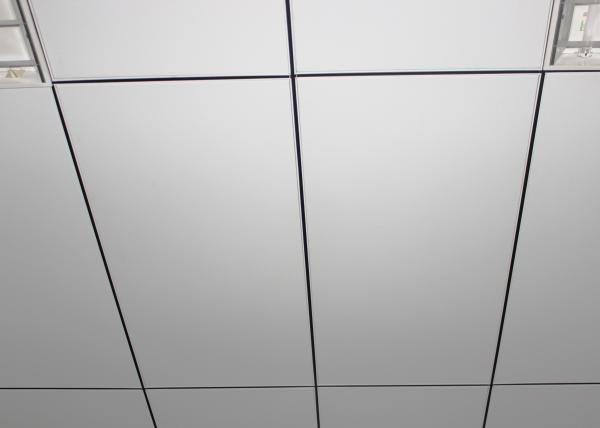Concealed Ceiling Grid System Images