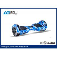 China Popular Customized 10 Inch Self Balancing Scooter Bluetooth 15 Km/Hour Max Speed wholesale