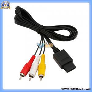 China 6ft Snes AV Cable for N64 Gamecube -VF401 on sale