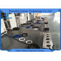 China UV300- F Under Vehicle Inspection System License Plate Recognition Function wholesale