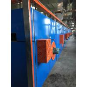 China 340 Cm Electrostatic Flocking Machine Frequency Converting Speed Regulation wholesale