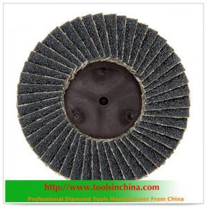 Buy cheap zirconia abrasive flap discs from wholesalers