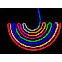 Buy cheap Silicone LED Neon Strip Light -12 Volt Pink LED Silicone Neon Flex Strip 12V DC Silicone  Ip68 from wholesalers