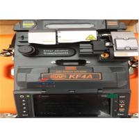 China Light Weight Fiber Optic Splicing Machine KF4A Auto English Menu LCD Monitor wholesale