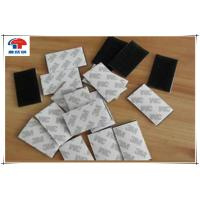China Nylon Industry Sticky Dots / Hook And Loop Coins Heat Resistant , 3m ahesive wholesale