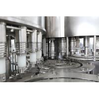 China 110V Automatic liquid filling machines / pure water Aseptic bottling equipment 6000BPH on sale