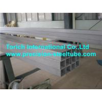China Cold Formed Special Welded Steel Tube , Seamless Carbon Structural Steel Square Tubing on sale