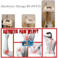 China 22Hz High Frequency Shockwave Therapy Machine For Tibialis Anterior Syndrome Treatment wholesale