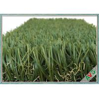 China 35 MM Pile Height Outdoor Artificial Grass Highly Durable Under Constant Pressure wholesale