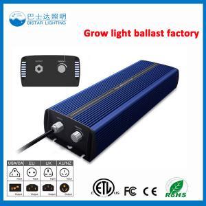 China high quality 110v 220v 50Hz 60Hz 600 1000 watt electronic ballast for hps wholesale