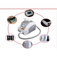 China Acne Treatment Mobile Tattoo Removal Machine / 2000W Q Switch Laser Machine wholesale