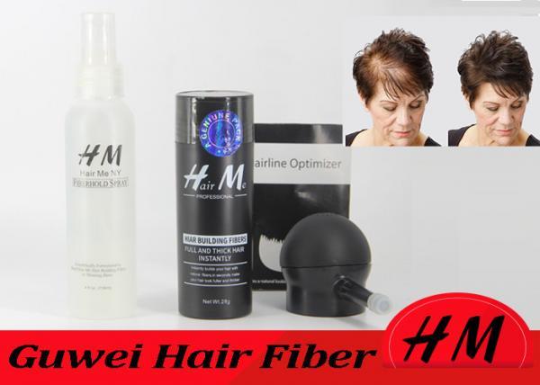Quality Травяные ингредиентов волос сгущать брызги волокон для продукта ухода за волосами роста волос for sale