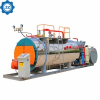 China 500kg/Hour Small Package Steam Boiler Systems For Commercial Kitchen Equipment wholesale