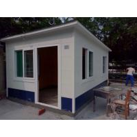 China Steel Frame Premade Container Homes Movable With Steel Door 100Kg / M2 Snow Load wholesale