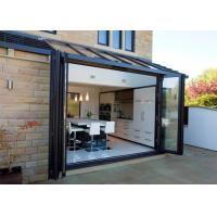 Buy cheap Popular White Powder Coated Aluminium Greenhouses For Residential ISO 9001 Certificate from wholesalers