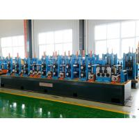 Buy cheap High Speed Spiral Welded Pipe Mill , Welded Pipe Making Machine 21 - 63mm Pipe from wholesalers