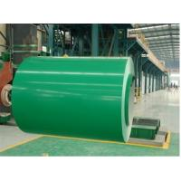China Cold Rolled Prepainted Galvalume Steel Coil PPGL stee coils  For Roofing / Sandwich Panel wholesale