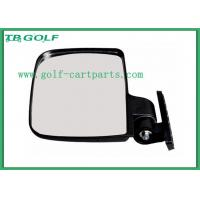 Durable Golf Cart Side Mirrors Universal Mount With Turn Signal 0.9kg Weight