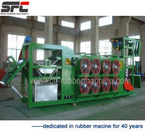 China Batch off Cooler, Batch Off Cooling Machine, Rubber Sheet Cooling Machine(XPG-700) on sale