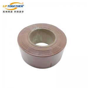 China PE Brown Thin Wall Heat Shrink Tubing For Conductor Insulation wholesale