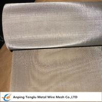 China 410/430 Magnetic Stainless Steel Wire Mesh wholesale
