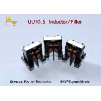 China Line Filter Common Mode Inductor , UU9.8 R10K Protects Power Through Inductor on sale