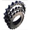 China Undercarriage parts of Sprocket wheel for Caterpillar , Komatsu , Kobelco wholesale