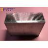 China Mill Finish Heatsink Extruded Aluminium Profile 80mm x 30mm x 0.8mm wholesale