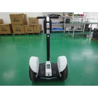 China 4000W Super Power Off Road Segway Transporter For Leasing / Tour / Patrol wholesale